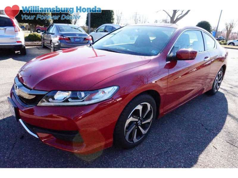 Certified Pre-Owned 2016 Honda Accord LX-P