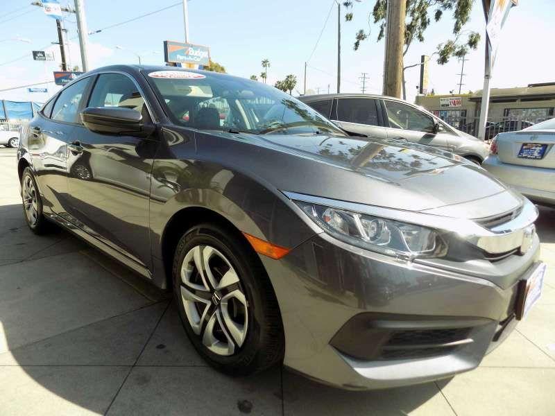 2017 Honda Civic Sedan - Fair Car Ownership