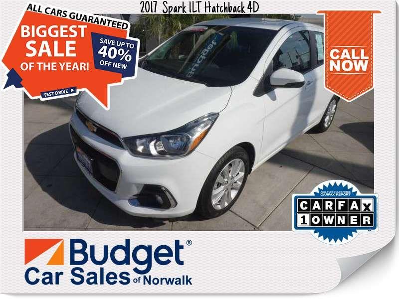 2017 Chevrolet Spark - Fair Car Ownership