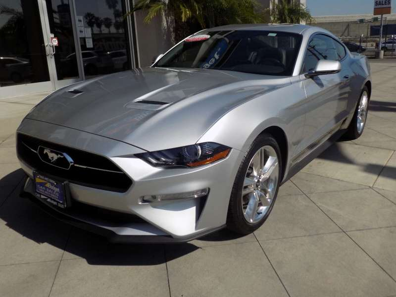 2019 Ford Mustang EcoBoost Premium Coupe 2D EcoBoost Premium Coupe 2D for sale in Norwalk, CA