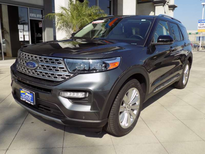2020 Ford Explorer Limited Sport Utility 4D Limited Sport Utility 4D for sale in Norwalk, CA