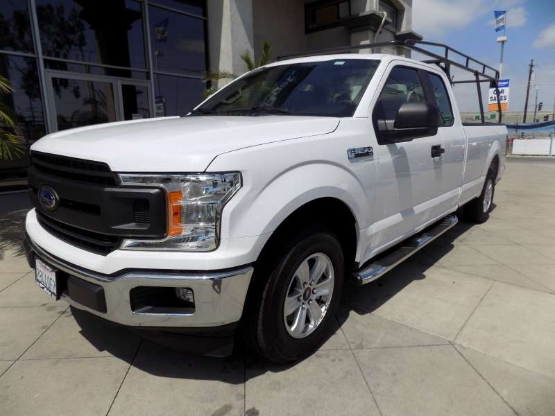 2019 Ford F150 Super Cab XL Pickup 4D 8 ft XL Pickup 4D 8 ft for sale in Norwalk, CA