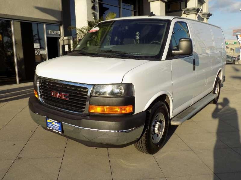 2019 GMC Savana 2500 Cargo Regular Van 3D Regular Van 3D for sale in Norwalk, CA