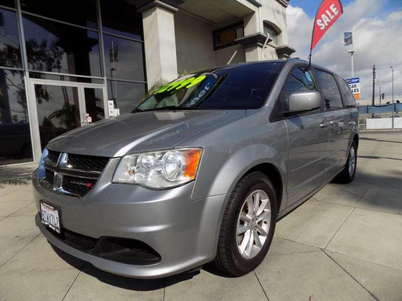 2013 Dodge Grand Caravan Passenger SXT Minivan 4D SXT Minivan 4D for sale in Norwalk, CA