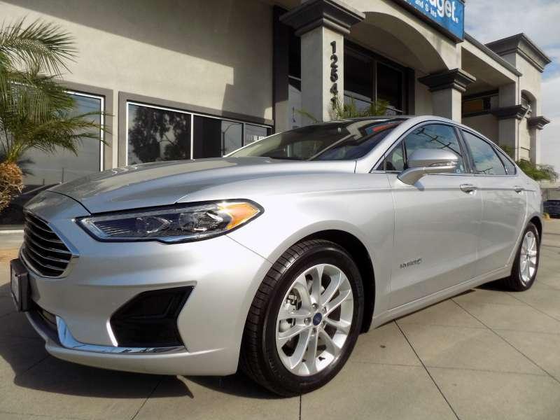 2019 Ford Fusion SEL Hybrid Sedan 4D SEL Hybrid Sedan 4D for sale in Norwalk, CA