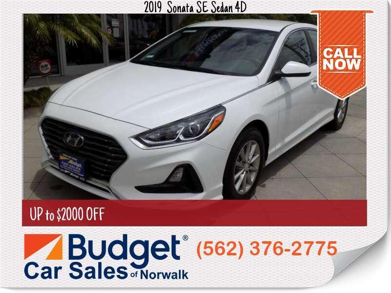 2019 Hyundai Sonata SE Sedan 4D SE Sedan 4D for sale in Norwalk, CA - Los Angeles County